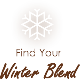 Find your winter blend